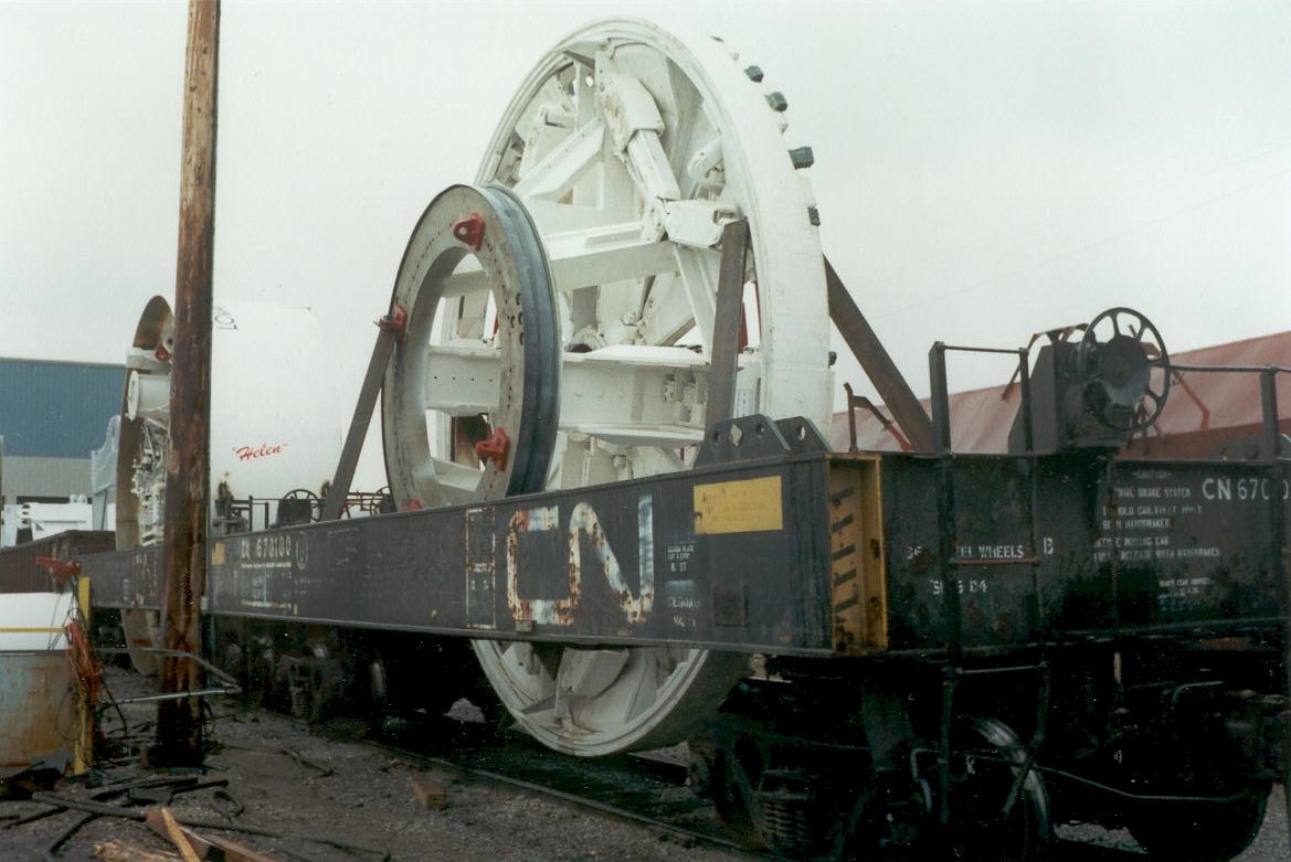 BNSF LOGISTICS CANADA, INC  | The Heavy Lift Group