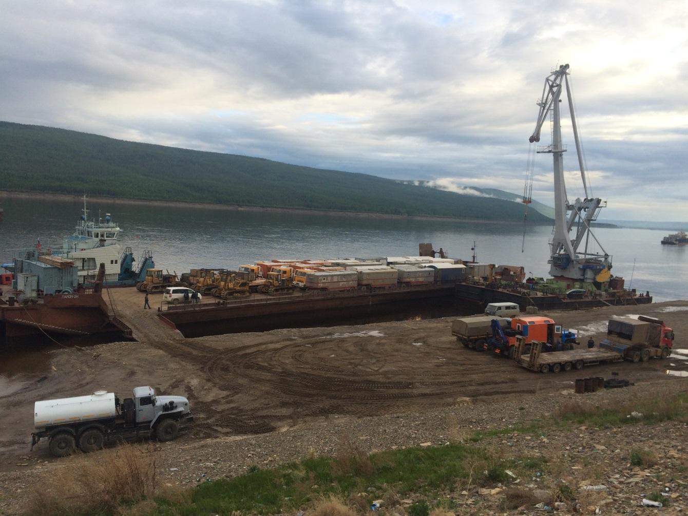 LOGISTIC COMPANY VESTA | The Heavy Lift Group