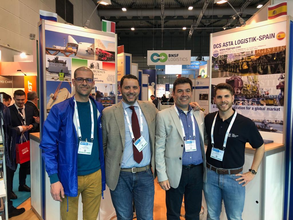 THLG 64th Conference and Break Bulk in Bremen at 19-23 May 2019