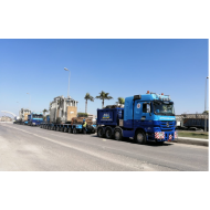 EGL - Hydraulic Modular (12 axles) Damietta Furniture City Power Stations